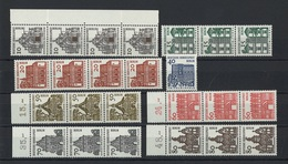 Berlin Lot Aus Mi 242 Bis 249 Postfrisch - Unused Stamps