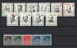 Berlin Lot Postfrische Marken - Unused Stamps