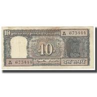 Billet, Inde, 10 Rupees, KM:57a, TB - Inde