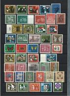 Bund Lot Postfrische Marken - [7] Federal Republic