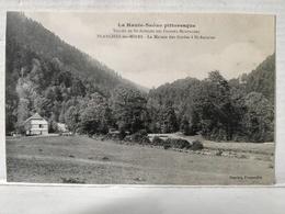 Plancher Les Mines. Maison Des Gardes à St-Antoine - Frankrijk