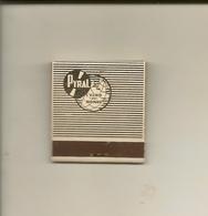 Pochette Allumettes LASTAR De 1958 Neuve Et Pleine:PYRAL L'écho Du Monde - Boites D'allumettes