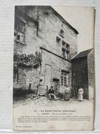 Morey. Maison Du XIII Siècle. Animée - Autres Communes