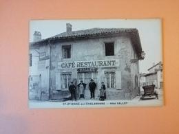 Saint Étienne Sur Chalaronne Hôtel Sallet - France