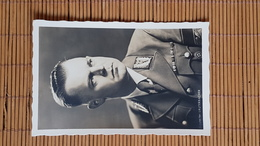 Propagandakarte, Fotokarte Gauleiter Lauterbacher, Ungelaufen - Weltkrieg 1939-45