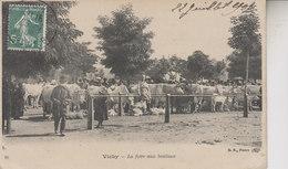 VICHY   LA FOIRE AUX BESTIAUX - Vichy