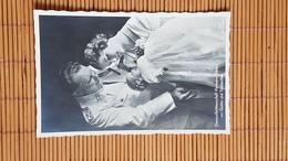Propagandakarte,  Fotokarte Generalfeldmarschall Hermann Göring Mit Gattin Und Töchterchen, Ungelaufen - Weltkrieg 1939-45