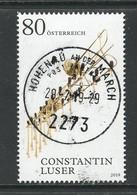 Oostenrijk, Mi Jaar 2019, Ultranieuw, Gestempeld - 2011-... Oblitérés