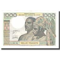 Billet, West African States, 1000 Francs, KM:603Hn, NEUF - États D'Afrique De L'Ouest