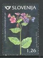 Slovenie, Yv 1090  Jaar 2018, Hogere Waarde,  Gestempeld - Slovénie