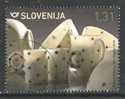 Slovenie, Yv  Jaar 2019, Hogere Waarde, Gestempeld - Slovénie