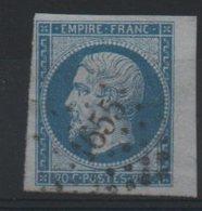 PC  655  Lot Et Garonne - Marcophilie (Timbres Détachés)