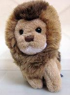 PELUCHE TRUDI LION LEONE H. 16 CM. - Peluche
