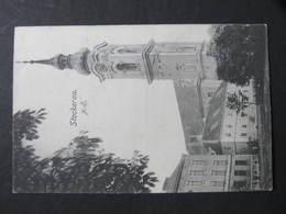 AK STOCKERAU B. Korneuburg Feldpost 1918 /// D*39413 - Stockerau