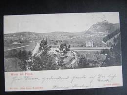 AK PITTEN B. Neunkirchen Gruss Aus.. 1904 /// D*39417 - Pitten