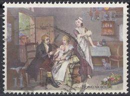 EIRE - 1978 - Yvert 384 Usato, Raffigurante La Vaccinazione Antivaiolosa, Emesso Per Celebrare L'eradicazione Del Vaiolo - Usati