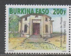 BURKINA FASO, 2016, MNH, OLD PST OFFICE, TENKODOGO, 1v, SCARCE - Post