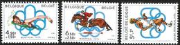 V) 1976 BELGIQUE, OLYMPIC GAMES, MONTREAL, CANADA, MN - Belgium