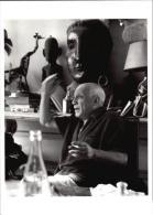Pablo Ruiz Picasso - La Californie; Cannes 1956 - Size:15x10 Cm. Aprox. - Pintura & Cuadros