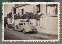 Photo (Div.) Voiture à Identifier - Photo Prise à Cellettes En Septembre 1950 - Cars