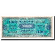 France, 100 Francs, 1944, TTB, Fayette:20.1, KM:118a - Schatkamer