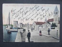 AK TROGIR Obala 1900 /// D*39458 - Kroatien