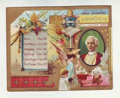 Souvenir Du Jubile Sacerdotal Janvier 1888 - Document Ancien - Religione & Esoterismo