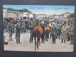 AK SKUTARi SHKODRA Pferdeankauf Ca.1915 /// D*39479 - Albanien
