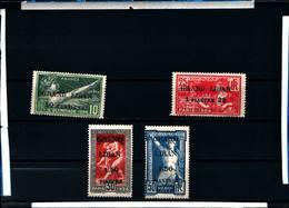 6360B) LIBANON LEBANON - GRANDE LIBAN 1924 OLYMPICS N.18/21 CV € 140 * MLH* LUXE - Libano