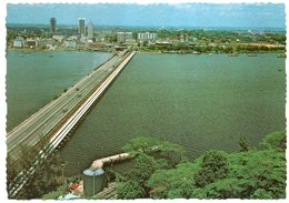THE SINGAPORE-JOHORE CAUSEWAY - Singapore