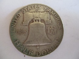 USA Half Dollar 1953 - Émissions Fédérales