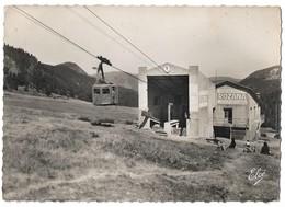 63 Le Puy De Sancy Arrivée D'une Cabine Du Téléphérique (2 Scans) - Sin Clasificación