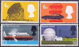 GB - NUCLEAR POWER - HOVERCRAFT - **MNH - 1966 - Atomo
