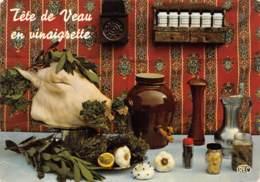 CPM - Tête De Veau En Vinaigrette - Recettes (cuisine)