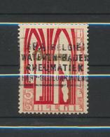 Perforé  Perfin Sur Orval 258 Oblitéré - 1909-34