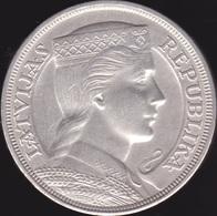 Lettonie, 5 Lati 1931 - Silver - Latvia