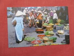 Vietnam---------Saigon Market  - US Military Free Cancel>  Ref 3527 - Vietnam
