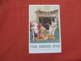 The Seeing Eye Dog  Morristown NJ Ref 3527 - Gewerkschaften