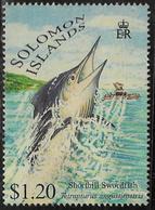 Solomon Islands SG904 1998 Billfishes $1.20 Good/fine Used [40/32586/2D] - Solomon Islands (1978-...)