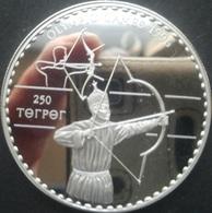 Mongolie, 250 Terper 1995 - Silver Proof - Mongolia