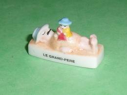 Fèves / Personnages : La Grand Père    T20 - Personen