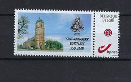 Duostamp Sint-Annakerk Bottelare MNH ** POSTFRIS ZONDER SCHARNIER SUPERBE - Sellos Privados