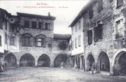 81 - Tarn -  CASTELNAU De MONTMIRAIL - La Place - Castelnau De Montmirail