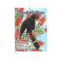 Timbre Du Bloc Pollenisateurs  (clascamer13) - Neukaledonien