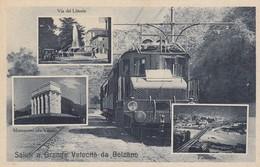 Trentino - Bolzano - Saluti A Grande Velocità -- 3 Vedute - Bella - Bolzano