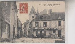 SALIGNAC  RUE DU PRESBYTERE - Frankreich