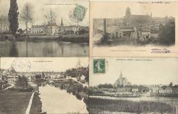 9481 - Lot De 50 CPA Maine Et Loire - Pas Angres Pas Saumur Ni Cholet - Other Municipalities
