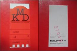 X2-Ticket-Kazaliste Marina Drzica - Dubrovnik, Croatia - Performance Art Theatre - Tickets - Vouchers