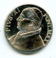 "PIUS XI - Aus Der Serie ""Popes Of The XXth Century""  Uncirculated - Vatikan"