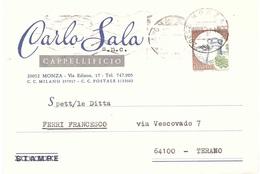 CARLO SALA CAPPELLIFICIO MONZA - Monza